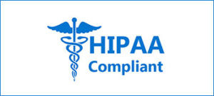 HIPAA Compliant logo | Byrd Aesthetic & Anti-Aging Center
