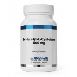N-Acetyl-L-Cysteine 500 mg natural supplement