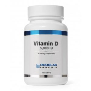 Vitamin D(5000 IU natural supplement